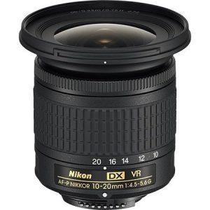 Nikkor AF-P DX 10-20mm f/4.5-5.6G VR – Garanzia 4 anni Nital