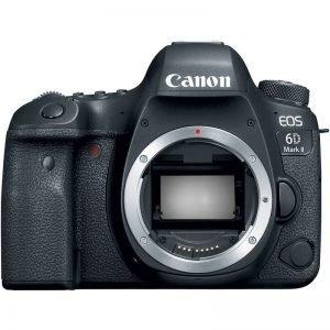 Canon 6D Mark II – Garanzia Canon Italia