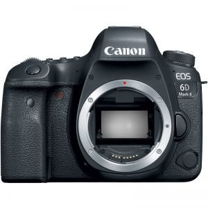 Canon 6D Mark II  Garanzia Canon Pass Italia + Borsa Vanguard Kinray Lite 45