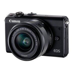 Canon EOS M100 con EF-M 15/45 – Garanzia Canon Pass Italia