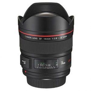 Canon EF 14mm f/2.8 L USM II Garanzia Canon Pass Italia