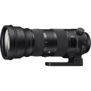 Sigma 150-600mm f/5-6.3 DG OS HSM S Garanzia M-Trading 3 anni Italia