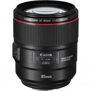 Canon EF 85mm f/1.4L IS USM – Garanzia Canon Italia