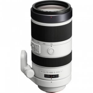 Sony 70–400mm F4–5.6 G SSM II Garanzia 2 anni Sony Italia