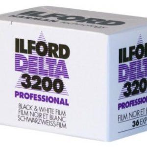 ILFORD DELTA 3200 B/W 36 ( 1 Rullino )