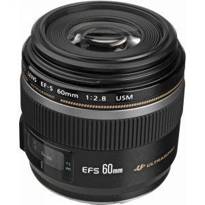 Canon EF-S 60mm f/2.8 Macro USM – Garanzia Canon Italia