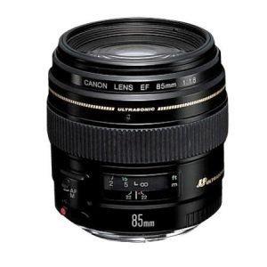 Canon EF 85mm f/1.8 USM – Garanzia Canon Italia