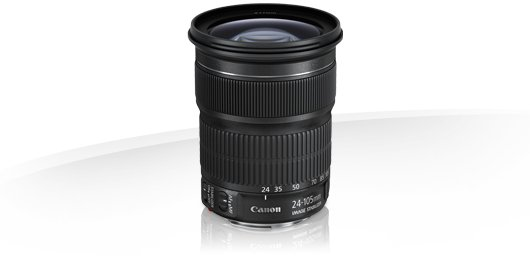 Canon EF 24-105mm f/3.5-5.6 IS STM Garanzia Canon Pass Italia
