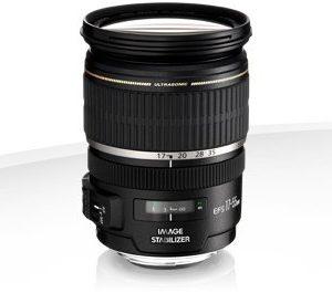 Canon EF-S 17-55mm f/2.8 IS USM – Garanzia Canon Italia