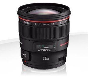 Canon EF 24mm f/1.4 L II – Garanzia Canon Italia – SCONTO IN CASSA 200€