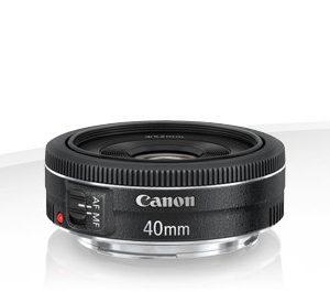 Canon EF 40mm f/2.8 STM –  Garanzia Canon  Italia