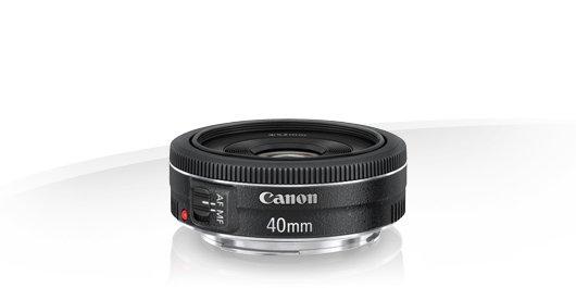 Canon EF 40mm f/2.8 STM Garanzia Canon Pass Italia