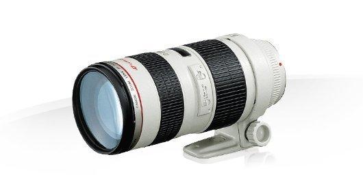 Canon EF 70-200mm f/2.8 L USM Garanzia Canon Pass Italia