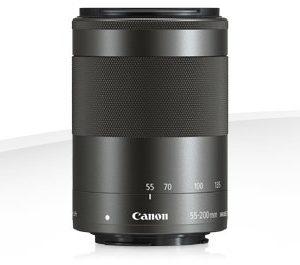 Canon EF-M 55-200mm f/4.5-6.3 IS STM Garanzia Canon Pass Italia