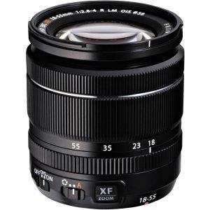 Fujifilm XF 18/55 F 2.8 4R LM OIS Garanzia 2 anni Fujifilm Italia