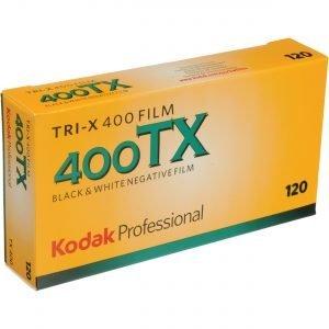 KODAK 400 TX 120 ( 5 Rullini )