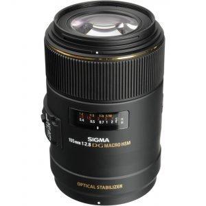 Sigma 105mm f/2.8 Macro DG OS HSM Garanzia M-Trading 3 anni Italia ( Attacco Canon )