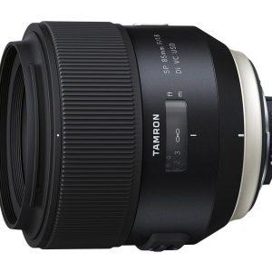 Tamron 85mm F/1.8 Di VC USD Garanzia Polyphoto 10 anni ( Attacco Canon )
