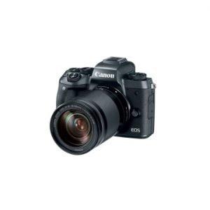 Canon Eos M5 EF-M 18/150 F 3.5/6.3 IS STM Garanzia Canon Pass Italia