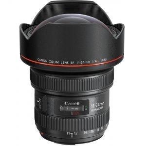 Canon EF 11-24mm f/4 L USM Garanzia Canon Pass Italia