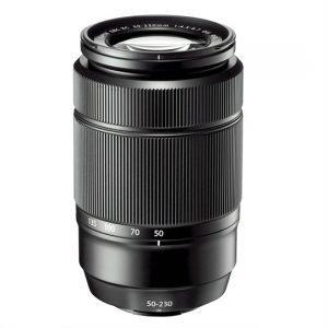Fujifilm XC 50-230mm f/4.5-6.7 OIS Black – Garanzia Fujifilm Italia