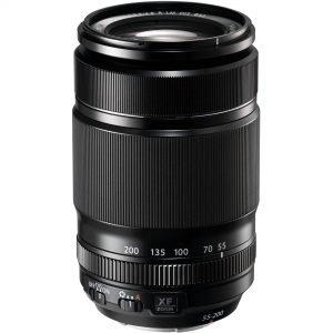 Fujifilm XF 55-200mm f/3.5-4.8 R LM OIS Garanzia 2 anni Fujifilm Italia