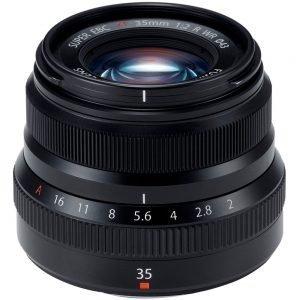 Fujifilm XF 35mm f/2 R WR Black  – Garanzia  Fujifilm Italia