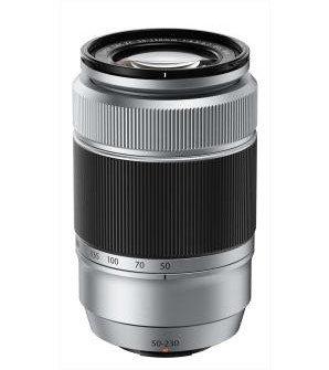 Fujifilm XC 50-230mm f/4.5-6.7 OIS Silver Garanzia 2 anni Fujifilm Italia