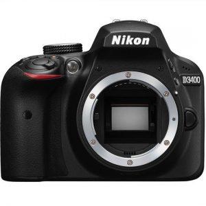 Nikon D3400 – Garanzia 4 anni Nital