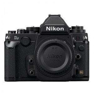 Nikon Df  Black o Silver 8GB 400X Lexar Garanzia 4 anni Nital Italia