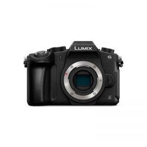 Panasonic Lumix DMC-G80 Garanzia 4 anni Fowa Italia