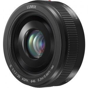 Panasonic Lumix G 20mm F1.7 II ASPH – Garanzia 4 Fowa Italia