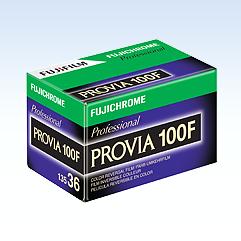 FUJICHROME PROVIA 100F ( 1 Rullino )