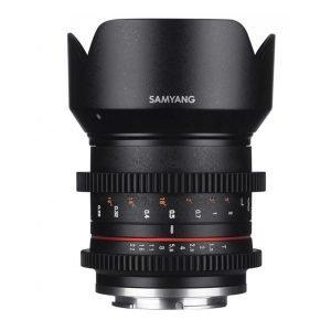 Samyang 21mm T1.5 – Cine Lens  ( Attacco Fujifilm ) Garanzia Fowa 5 anni