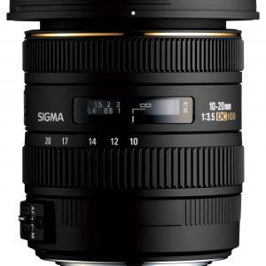 Sigma 10-20mm f/3.5 EX DC HSM Garanzia M-Trading 3 anni Italia ( Attacco Canon )