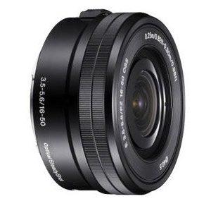 Sony E PZ 16-50mm f/3.5-5.6 OSS Garanzia 2 anni Sony Italia