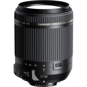 Tamron AF 18-200mm f/3.5-6.3 Di II VC Canon Garanzia Polyphoto 10 anni ( Attacco Canon )