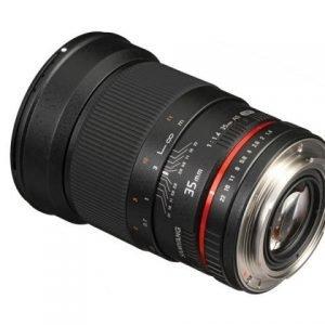 Samyang AF 35mm F1.4 FE – Garanzia  Fowa (Attaco Sony E)