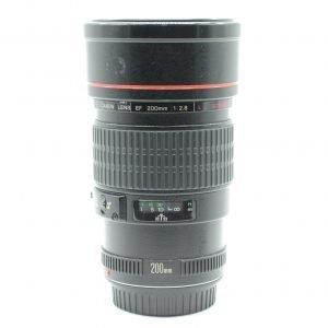Canon EF 200mm f/2.8 L