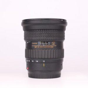 Tokina AT-X 11-20mm f/2.8