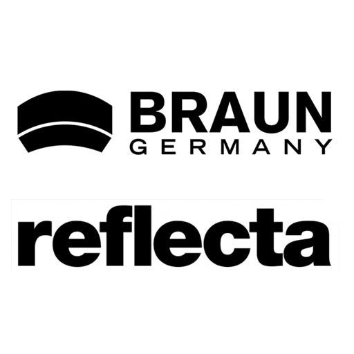 Braun Reflecta Borse e Scanner