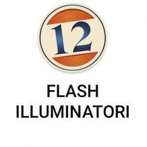 Flash + Illuminatori Led