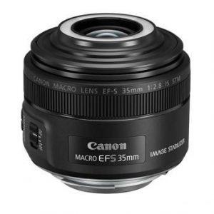 Canon EF-S 35mm f/2.8 Macro IS STM – Garanzia Canon Italia