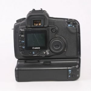 CANON EOS 20D con Battery Grip
