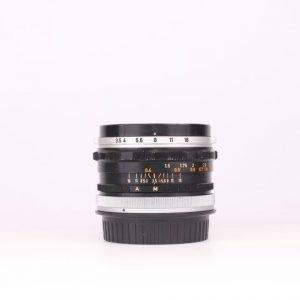 Canon FD 28mm f/3.5