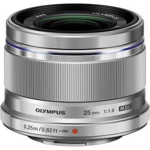 Olympus M.ZUIKO 25mm F1.8 – Garanzia Polyphoto