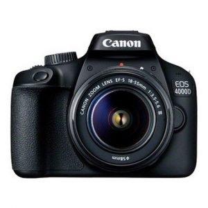 Canon EOS 4000D con 18/55 DC – Garanzia Canon Pass Italia