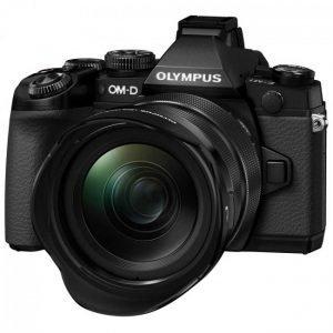 Olympus OM-D E-M1 Mark II con 12/40 f 2.8 PRO  Garanzia Polyphoto Italia