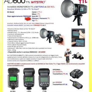 Godox AD600 Pro Canon