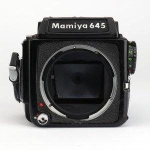 Mamiya 645 – CD